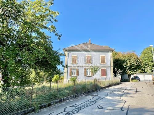 Charmantes Mehrfamilienhaus in Corgèmont