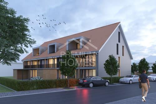 NEUBAU 2.5 Zi-Dachwohnung : Ein Zuhause für alle Generationen