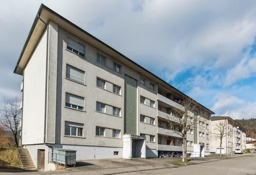 Aussenabstellplatz in Zwingen