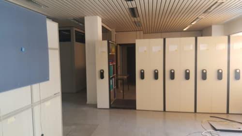 Affittiamo bell'ufficio a Lugano-Molino