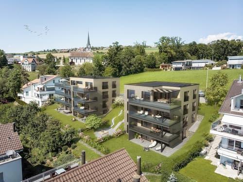 Ihr neuer Wohntraum - 3½-Zimmer-Parterrewohnung - in Eich!