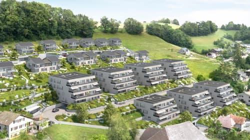 3.5-Zimmer Eigentumswohnung an exklusiver Lage im Energiequartier