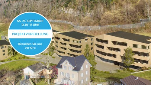 2½-Zimmer Eigentumswohnung an Top-Lage