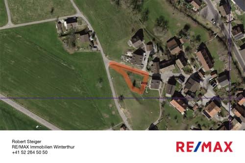 Zu verkaufen 1 Parzelle Bauland (821 m2): 8911 Rifferswil heisst Ihr künftiger Wohnort!