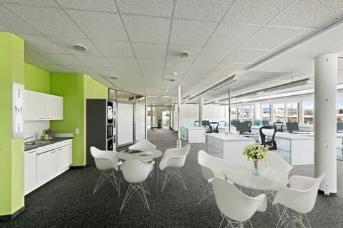 Ausgebaute Bürofläche an zentraler Lage