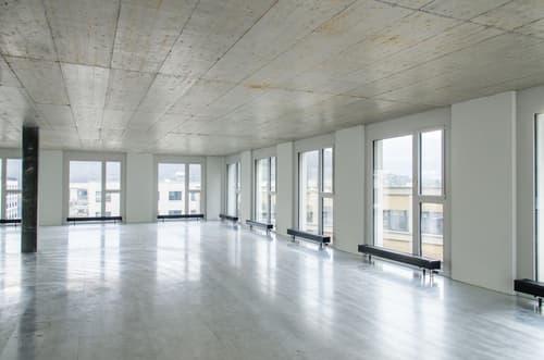 Mattenhof - 857 m² für Fachhochschulen