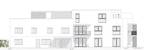 Appartements de standing, 1p, 2,5p, 3,5p, rez, 1er étage et attique