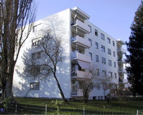 Appartements 3,5 pièces de 62 m2, 3ème ou 4ème étage, balcon