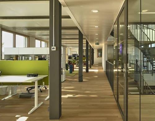 Proche de Morges et Lausanne - Terrain à batir -  espace locatif  -  3 niveaux -  Très bonne localisation - autorisation de construire en force