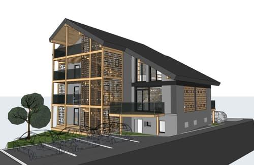 Appartement - 3.5 pces - Rénovation complète 2021 - 2022 - EXCLUSIVITE