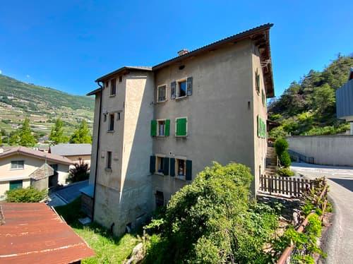 Appartement à rénover - 3.5 pces - Granges - PRIX A DISCUTER
