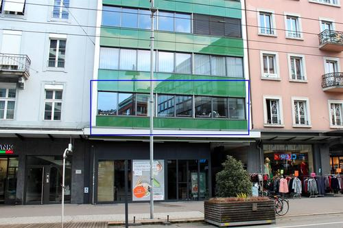 Büro- und Geschäftsräume an bester Lage im Stadtzentrum von Biel