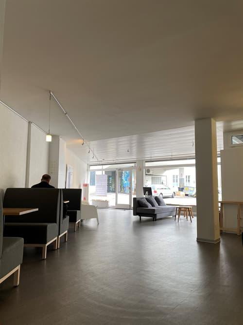 Top Büro- Gewerberäume an zentralster Lage in Stadt Biel