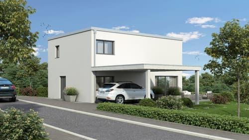 Neubau Einfamilienhaus in Wynau!