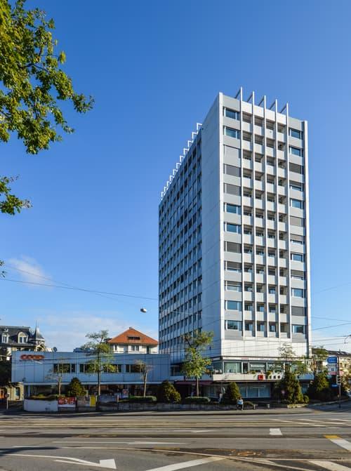 Ihr neuer Firmenstandort im 1. Hochhaus der Stadt Bern