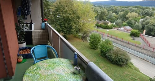 Appartement de 4 pièces au 2ème étage à Delémont