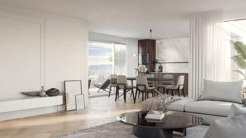 4.5-Zimmer-Eigentumswohnungen an exklusiver Lage