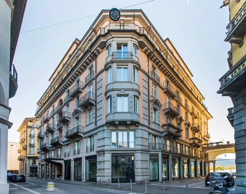 Palazzo Gargantini - nel cuore di Lugano tra eleganza e charme