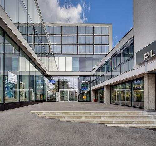 Place de parc proche de la gare et du centre ville de Lausanne