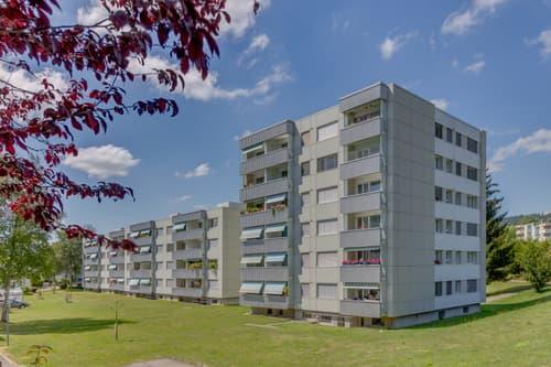 Befristete Vermietung bis Oktober 2023 *3.5-Zimmerwohnung in Bolligen*