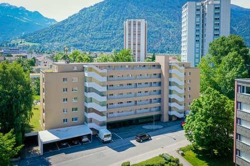 Ihr Parkplatz in Chur