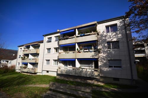 schöne, moderne Wohnung an ruhiger Wohnlage in Ipsach!