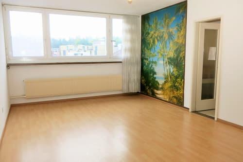 1 Zimmer-Wohnung