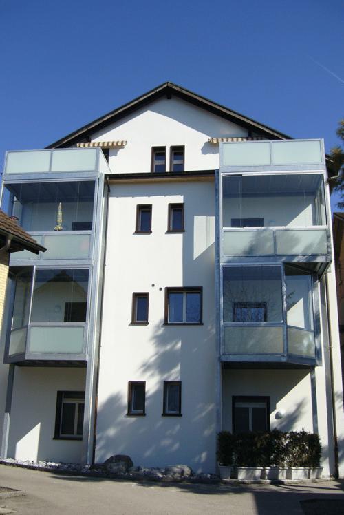 1.5 Zimmer-Wohnung im Zentrum von Rebstein zu vermieten