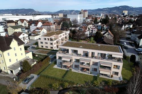 Neubauprojekt Ahornpark