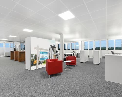 skalierbare Büroflächen für höchste Ansprüche (1)