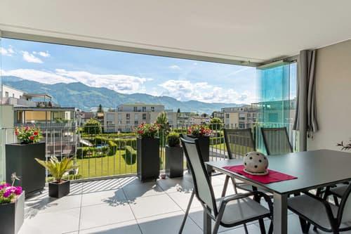 4.5-Zimmer-Eigentumswohnung in ruhigem und attraktivem Wohnquartier