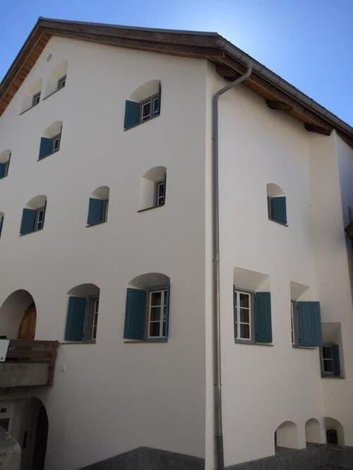 Hausfassade - Aual