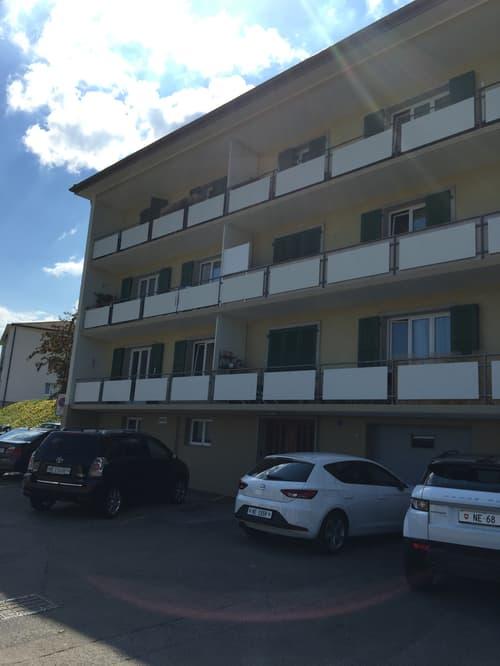 Appartement de 4 pièces situé au 1er étage