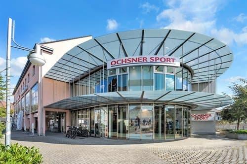 Ladenfläche mit grossem Aussenverkauf - nahe Bahnhof Lyss