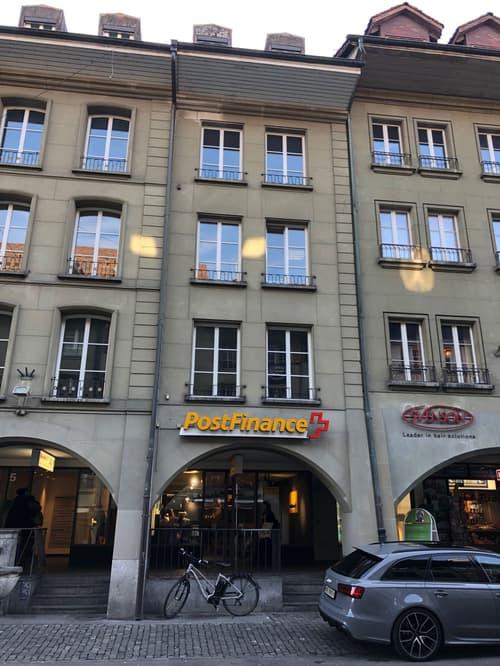 Büroräumlichkeiten an der Aarbergergasse in Bern