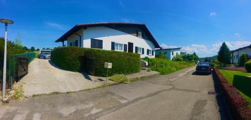 BUIX, belle villa située à un emplacement exceptionnel sur la colline en limite champs (1)