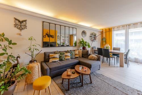 Carouge GE - Bel appartement de 3.5 pièces à vendre