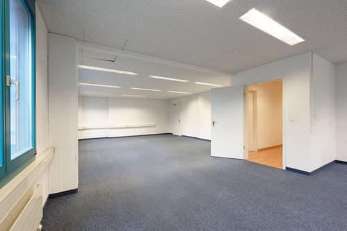 Optimale Büroflächen in Grenznähe ab 30.5m2