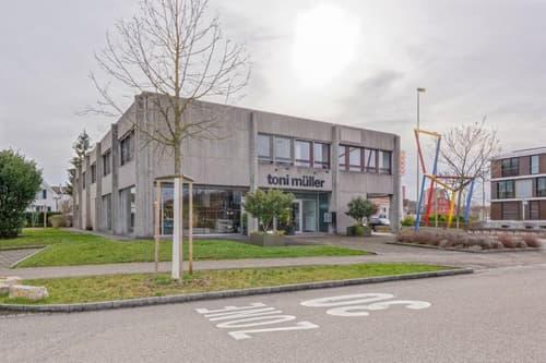 Hervorragend erschlossene Büroräume in Muttenz