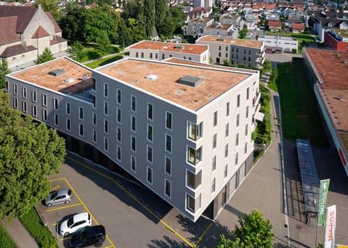 1.0 Zimmerwohnung in Romanshorn