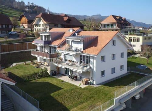 Gepflegte und vollvermietete Renditeliegenschaft in Thurnen