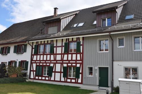 Grosszügige 5.5 Zimmer Maisonettewohnung mit 175 m2 NF