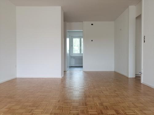 Schöne 3.5-Zimmerwohnung mit riesiger Terrasse