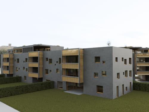 Wohn(T)raum - Exklusive 4.5-Zimmer-Wohnung direkt an der Wigger!