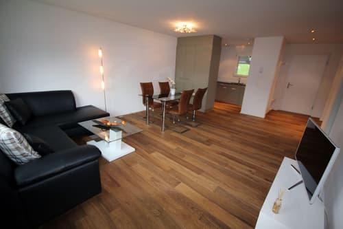 Charmante, helle 3-Zimmer-Wohnung an zentraler Lage!