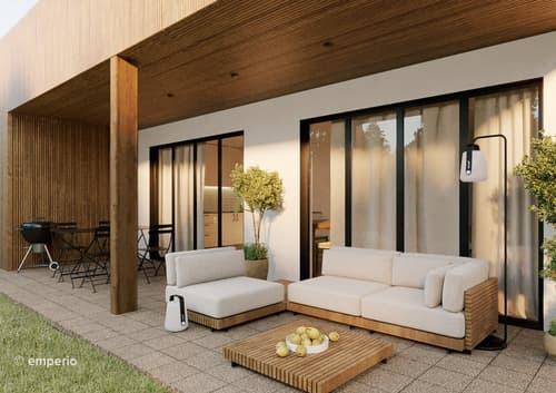Wohnparadies Full Park - 2.5-Zimmer-Wohnung umgeben von Grün | Haus B DG Rechts