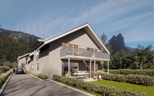 Grosszügiges 5.5 Zimmer Doppeleinfamilienhaus