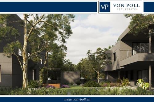 Modern & zeitlos: 4.5-Zi-EG-Wohnung im Lerchenpark Weinfelden B0.1