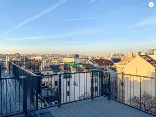Prächtige Maisonette-Wohnung mit 2 Freiflächen!