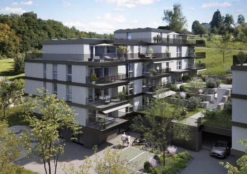 """Wohnung mit Balkon im """"Freiwisen"""""""